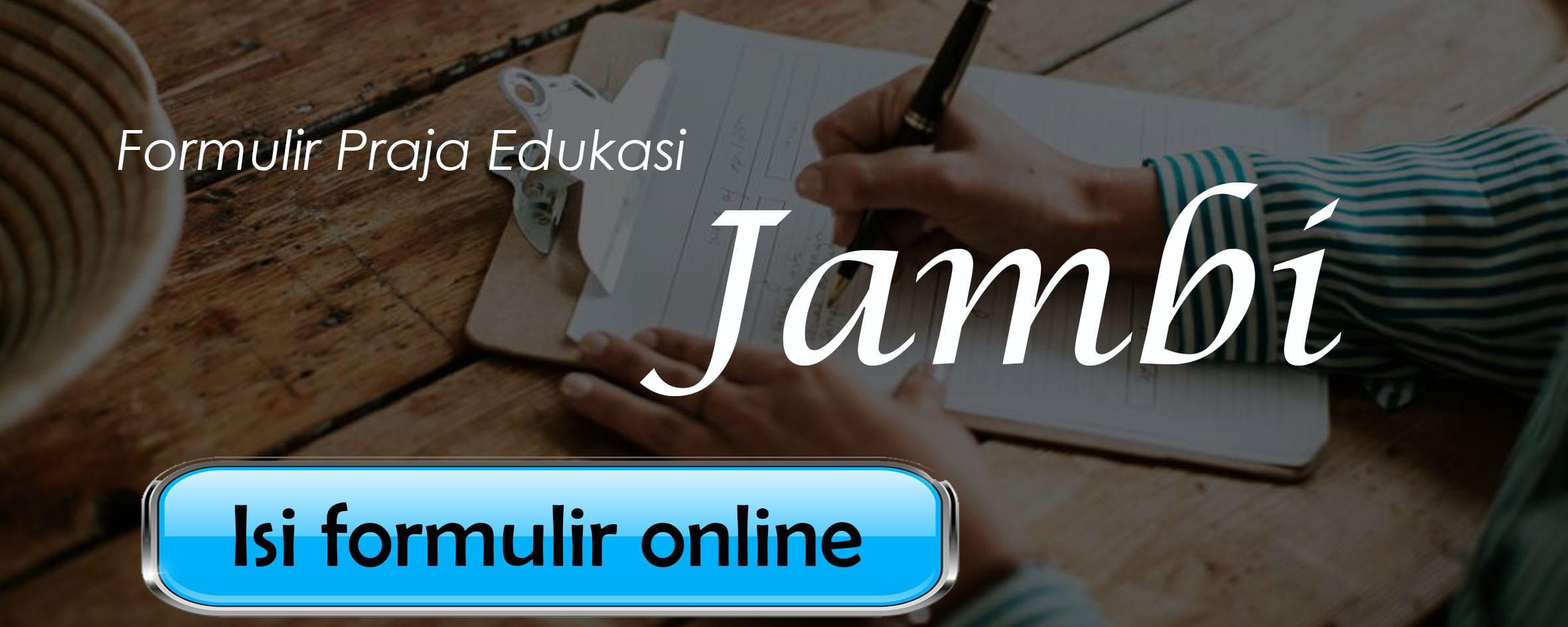 Pendaftaran bimbel polisi Jambi